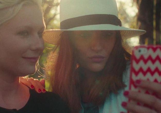 Kirsten Dunst n'aime pas les selfies et a décidé de le faire savoir