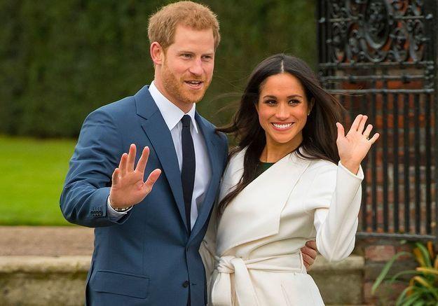 Mariage de Harry et Meghan : le couple dévoile de nouveaux détails sur la cérémonie !