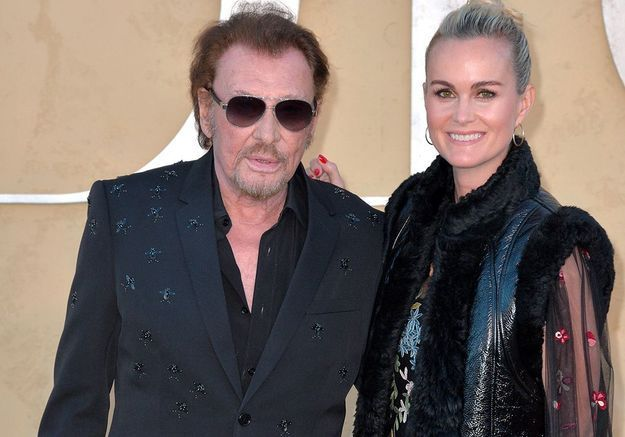 Johnny et Laeticia Hallyday