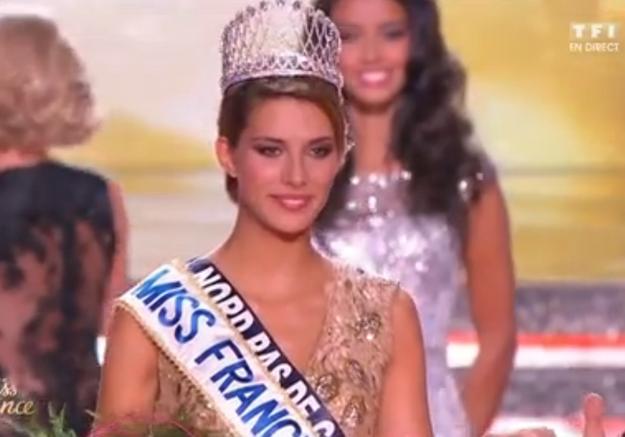 Miss France 2015: Camille Cerf « surprise » par sa victoire