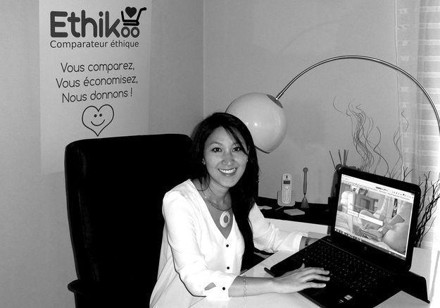 A 28 ans, cette ancienne réfugiée crée une start-up sociale