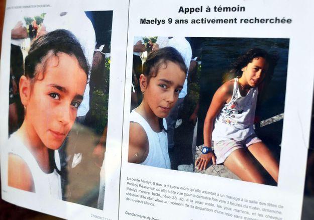 Disparition de Maëlys : « Cette silhouette n'est pas celle d'une petite fille mais d'une femme »