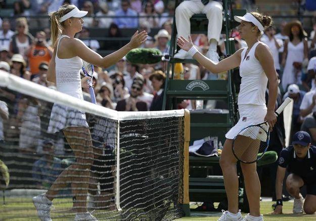 « Qui est la joueuse de tennis la mieux habillée ? » La question qui nous a fait halluciner