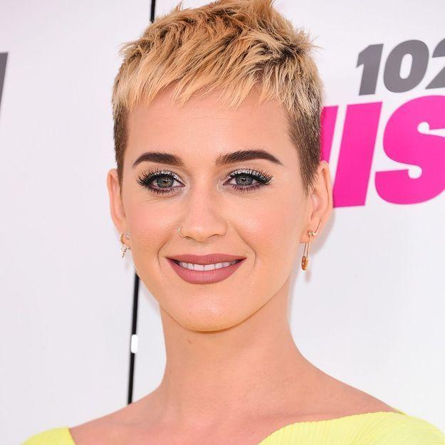 Katy perry couleur cheveux naturelle