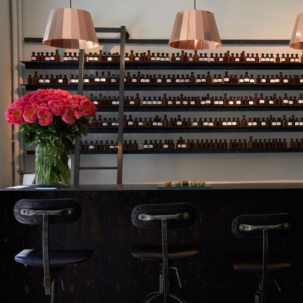 ellebeautyspot la boutique parisienne nose elle. Black Bedroom Furniture Sets. Home Design Ideas