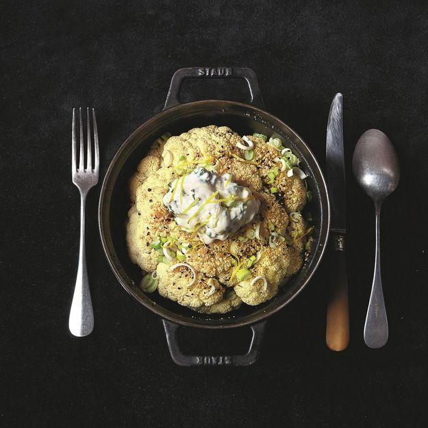 Cuisine - Magazine cover