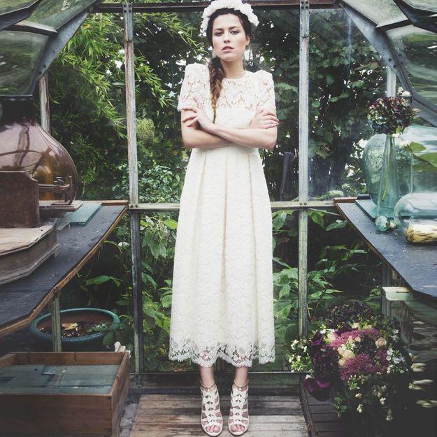 Les jolies chaussures d'Elise Hameau pour Cosmoparis