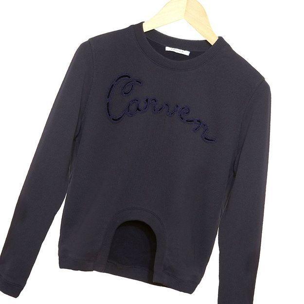 Jeu-concours : plus qu'une semaine pour gagner un sweat-shirt Carven !