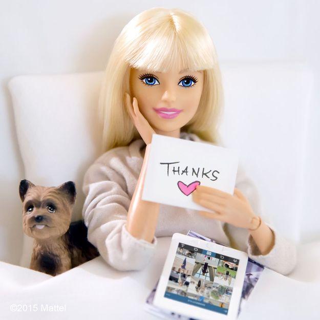 L'instant mode : Barbie et son million de followers