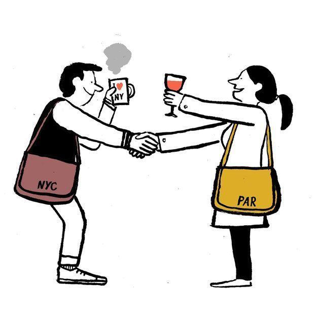 #PrêtàLiker : Quand l'illustrateur Jean Jullien rapproche New York et Paris pour Coach