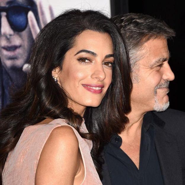 Amal Clooney lance une bourse d'études