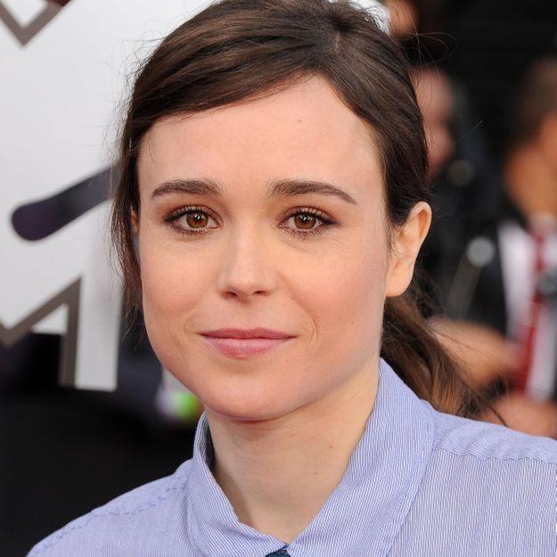 Ellen Page amoureuse de sa girlfriend dans les rues de New York