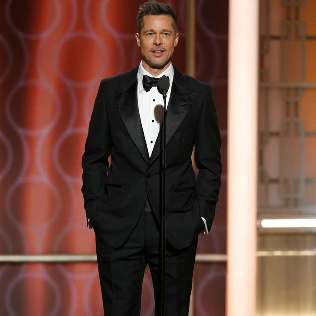 Golden Globes 2017 : Brad Pitt fait son grand retour !