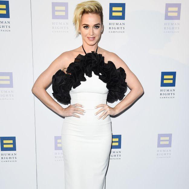 Katy Perry : « J'ai embrassé une fille, et bien plus encore »