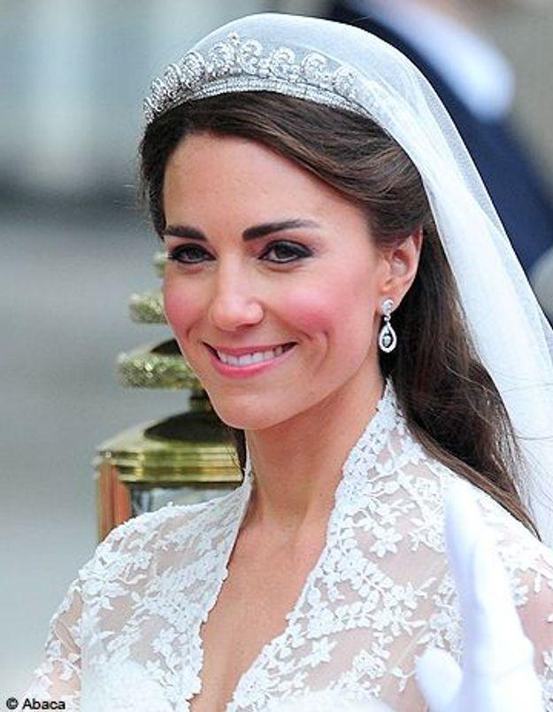 Kate Middleton : une coiffure et un maquillage tout en ...