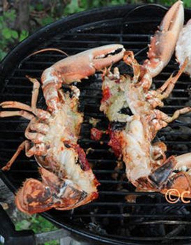 """Un an pour faire son cooking out : """"Comment cuire le homard au BBQ ?"""""""
