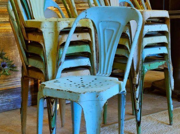 La chaise « Multipl's