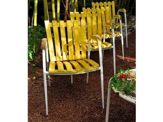 Les chaises de jardin elle d coration - Casa chaise de jardin ...