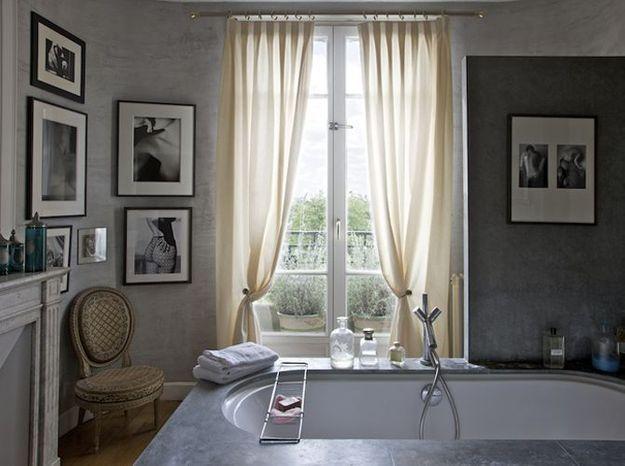 vos rideaux sur mesure en trois clics elle d coration. Black Bedroom Furniture Sets. Home Design Ideas