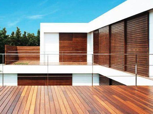 comment construire une terrasse sur lev e en bois elle d coration. Black Bedroom Furniture Sets. Home Design Ideas