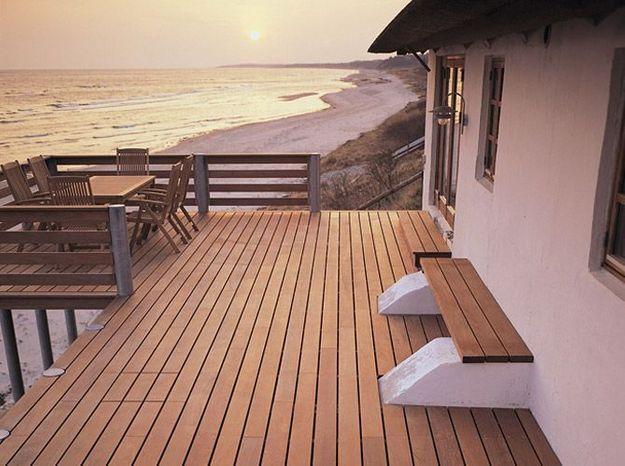Nos Astuces Pour Nettoyer Sa Terrasse - Elle Décoration