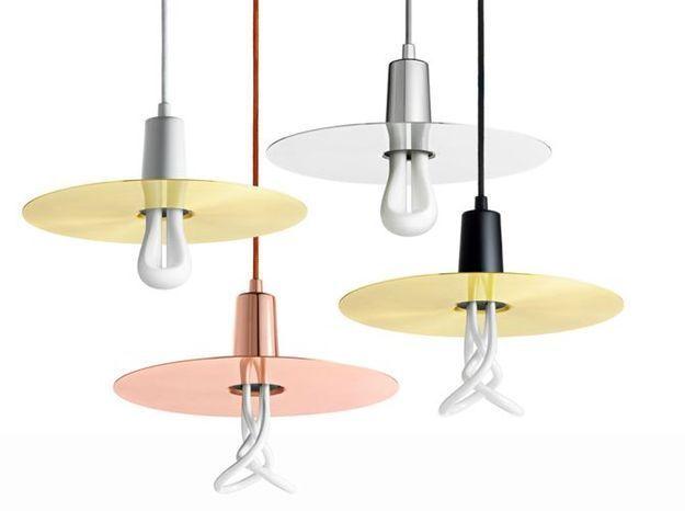 l 39 objet d co du jour la suspension plumen elle d coration. Black Bedroom Furniture Sets. Home Design Ideas