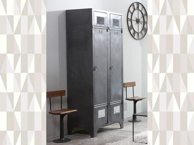 r parer un meuble en m tal elle d coration. Black Bedroom Furniture Sets. Home Design Ideas