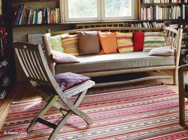 comment choisir et entretenir son tapis ? - elle décoration - Comment Raviver Les Couleurs D Un Tapis