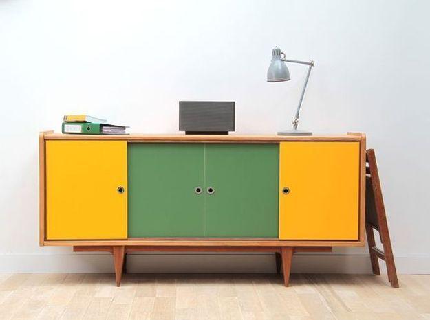sticker pour meuble like a color elle d coration. Black Bedroom Furniture Sets. Home Design Ideas