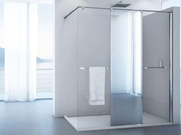 installer une douche l 39 italienne elle d coration. Black Bedroom Furniture Sets. Home Design Ideas