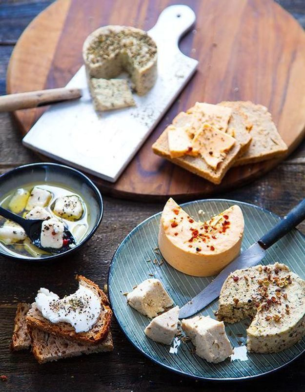 Connaissez-vous le « faux mage » ou « vromage » , le fromage vegan ?