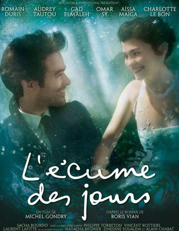 « L'Ecume des jours » : l'adaptation magique de Michel Gondry