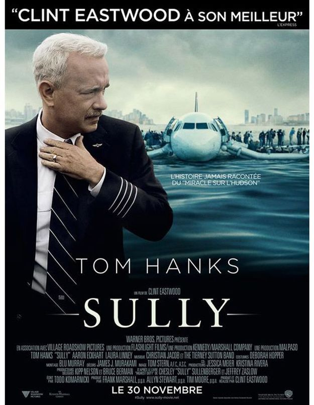 « Sully » : phobiques de l'avion, s'abstenir !