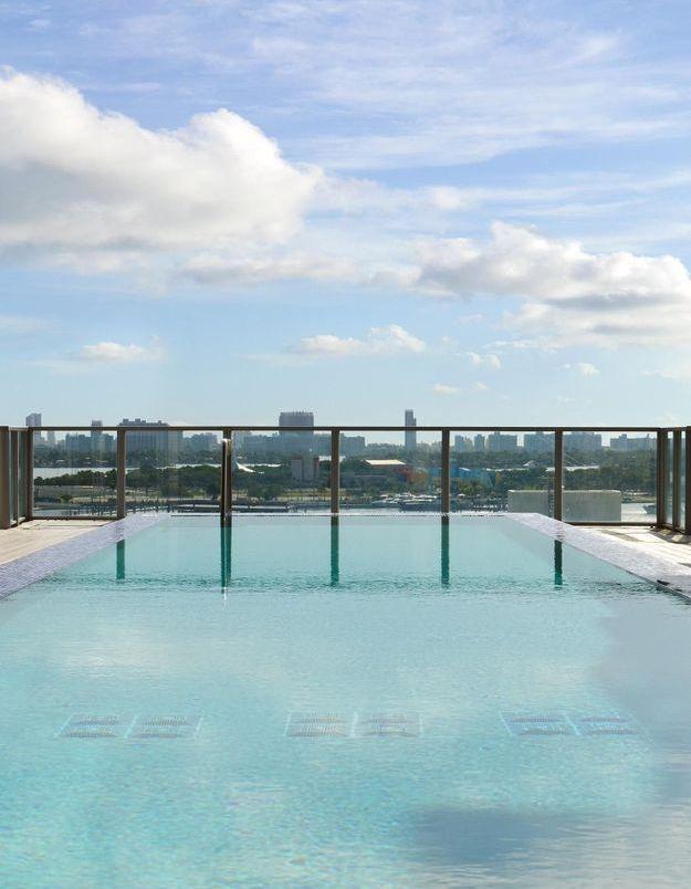 5 bonnes raisons d'aller à l'hôtel ME Miami