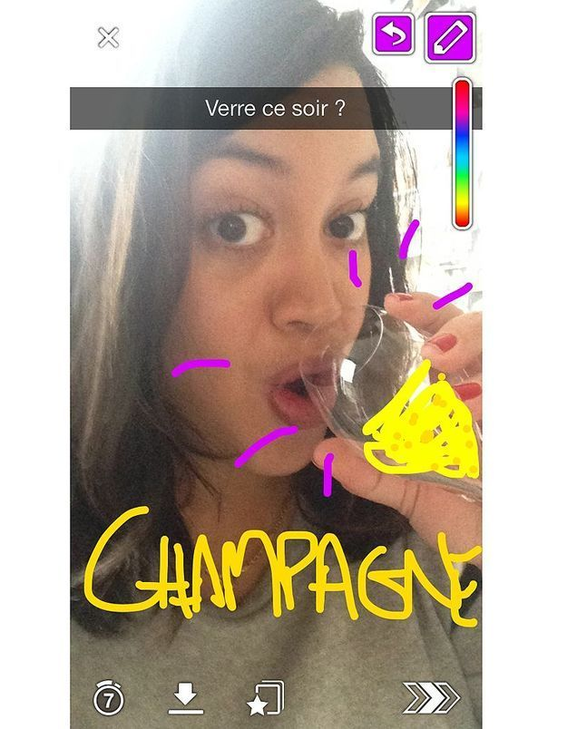 Pourquoi on adore Snapchat