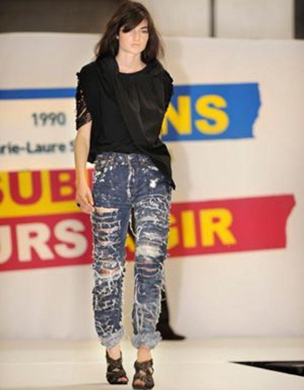 """""""Elle"""" solidarité mode défile pour Emmaüs"""