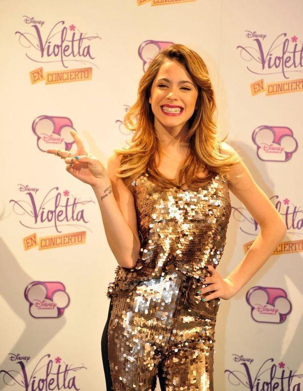 Violetta cette inconnue qui affole les ados elle - Jeux de fille de violetta ...