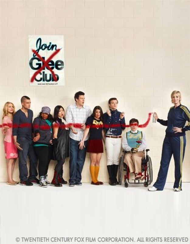 Glee rencontre
