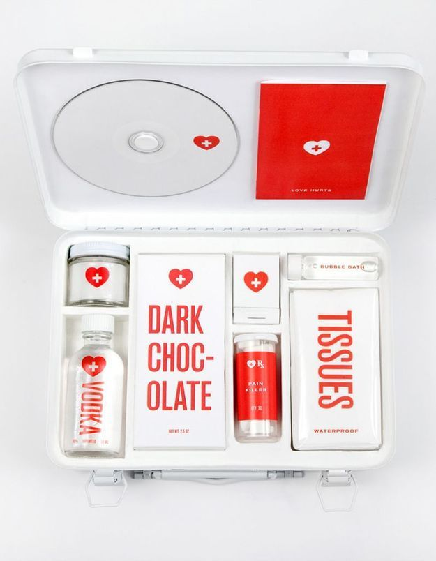 « Love Hurts » : le kit de survie en cas de rupture
