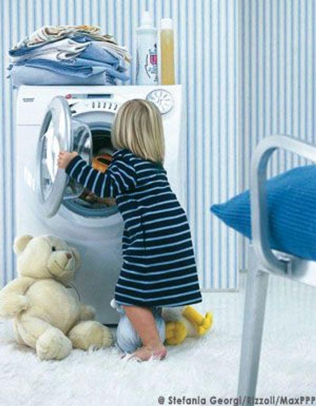 Mettez vos enfants aux tâches ménagères