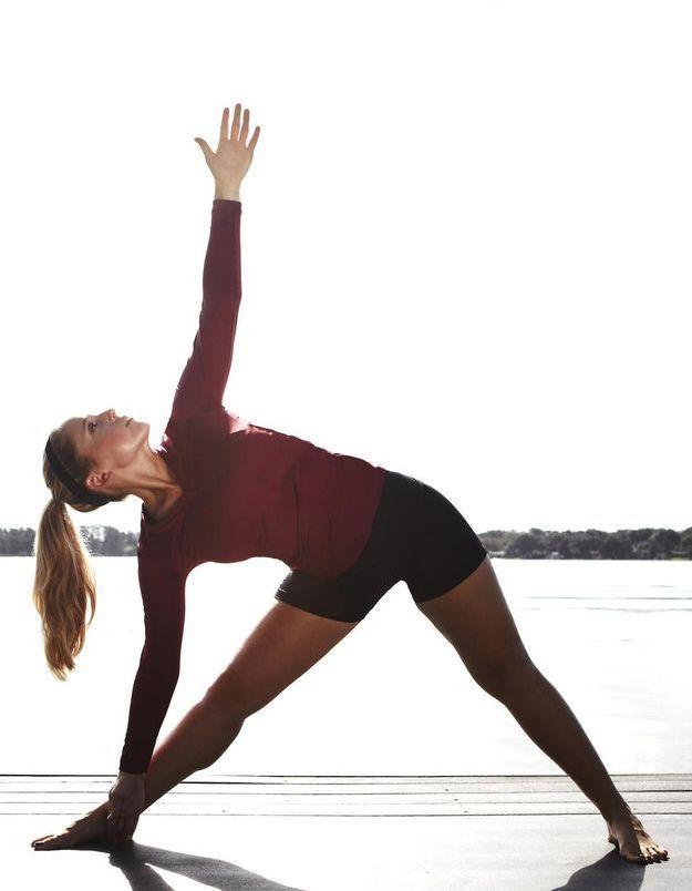 maigrir avec le yoga comment faire du yoga pour maigrir elle. Black Bedroom Furniture Sets. Home Design Ideas