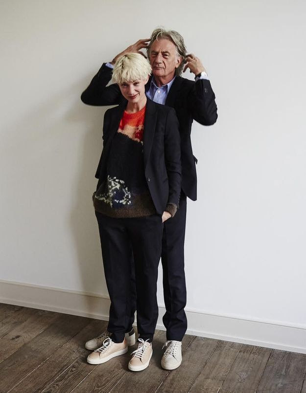 Comment porter le tailleur pantalon, par Paul Smith