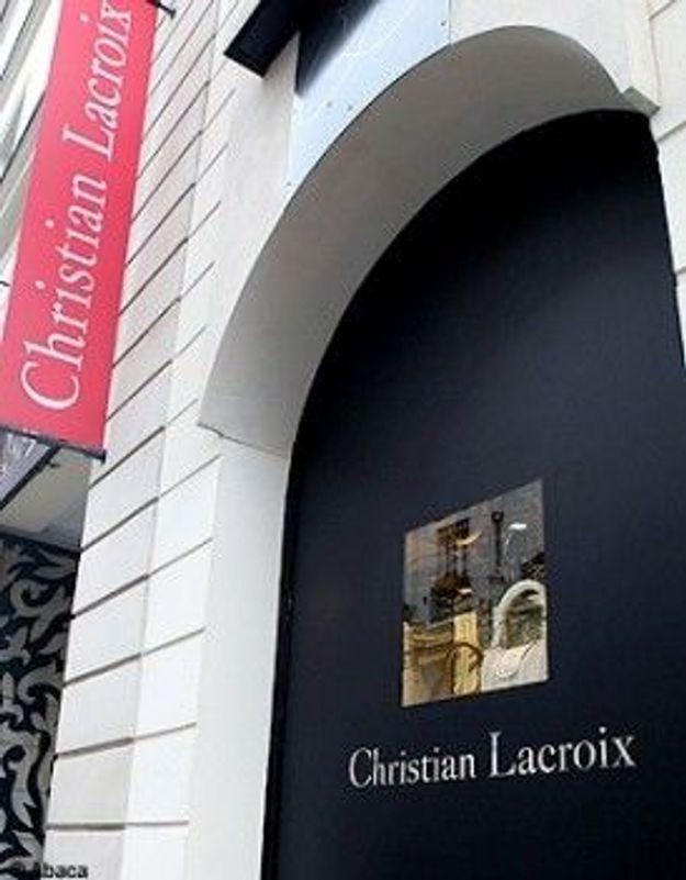 Christian Lacroix : aucun repreneur n'a déposé de chèque