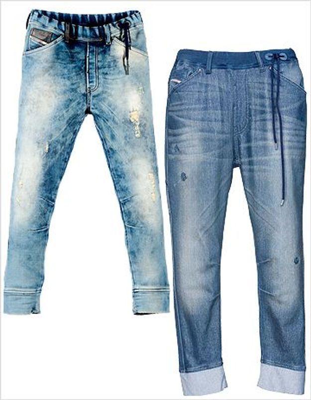 Connaissez-vous le Jogg-Jeans de Diesel ?
