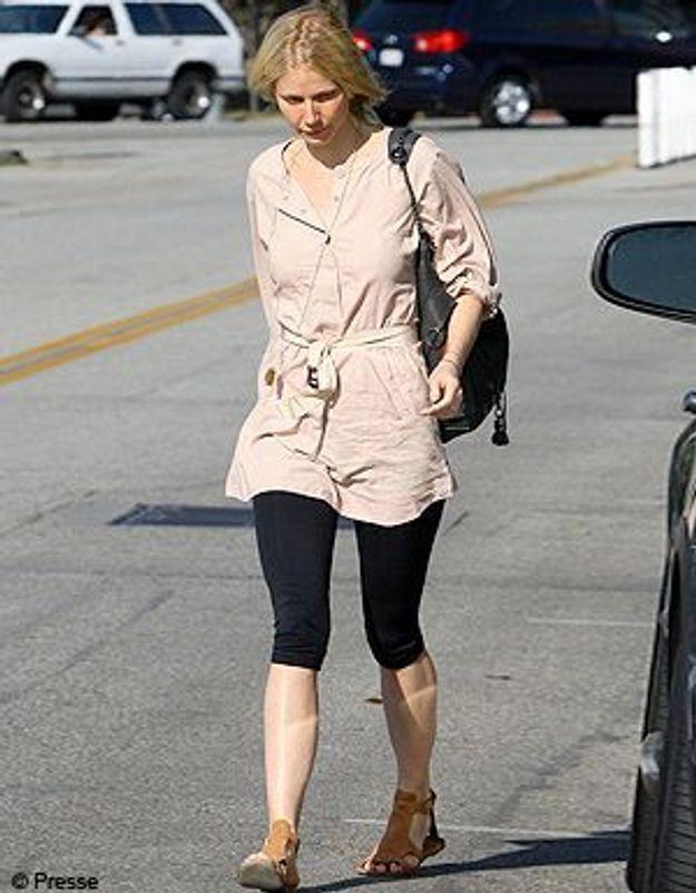 Gwyneth Paltrow : le legging est toujours IN