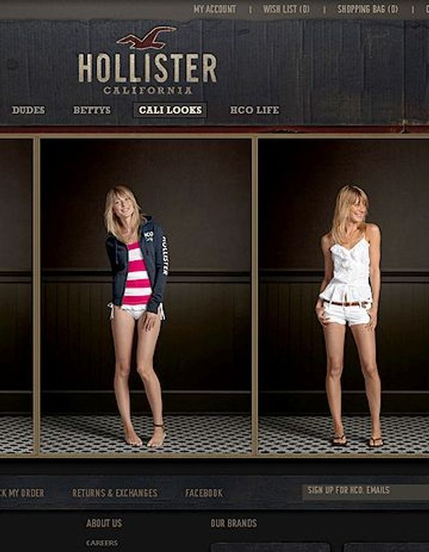 Hollister Co : le cool californien débarque en France