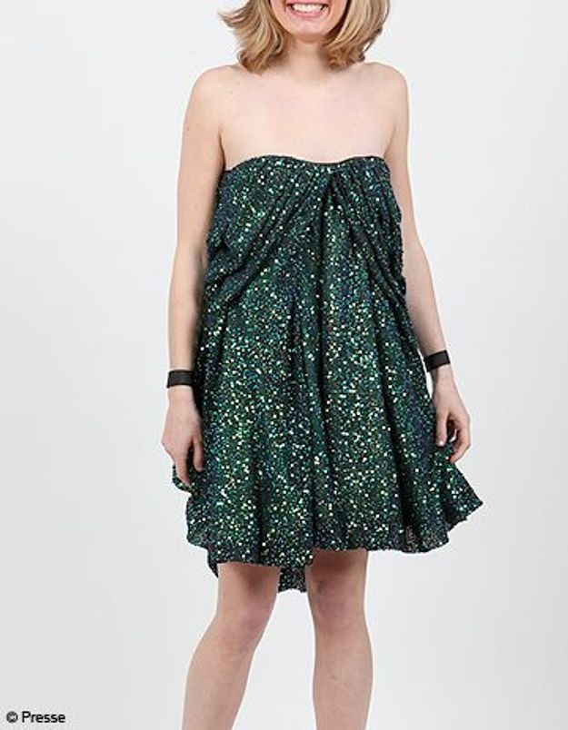 Je loue ma robe de soirée