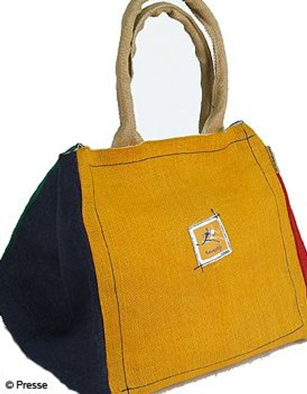 Le sac Township de Carla Bruni