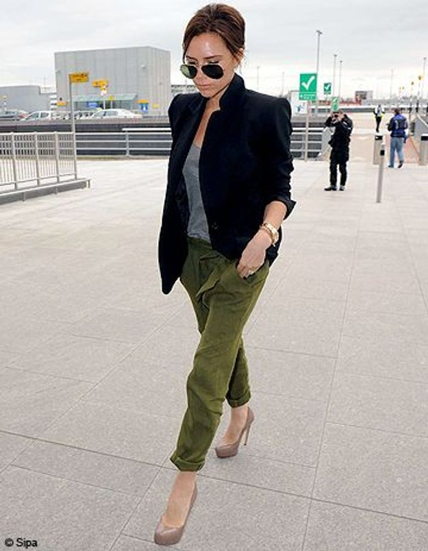 Victoria Beckham Rel Che Son Look On Adore Elle
