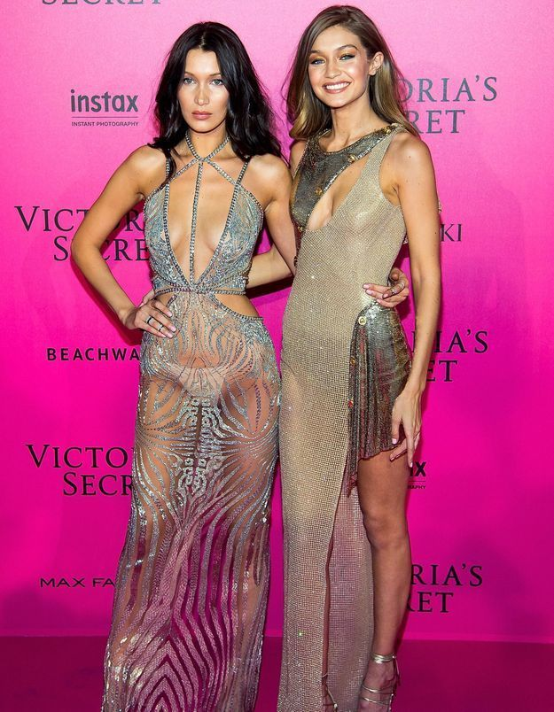 Bella Hadid et sœur de son homologue Gigi Hadid